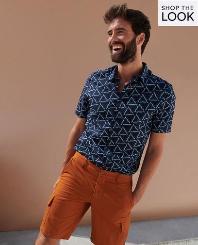 Une chemise pour le mec cool!